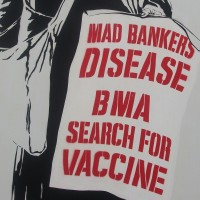 Mad Bankers Disease - Norwich Grafitti 2011 Thumbnail