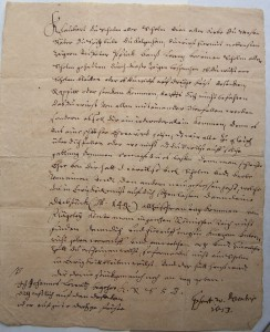 'Invitation to a Duel' from Daum's Correspondence