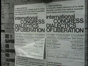 Dialectics of Liberation Conference Poster, London 15-30 July 1967